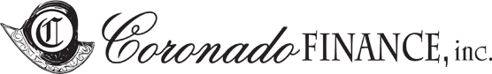 Coronado Finance, Inc.